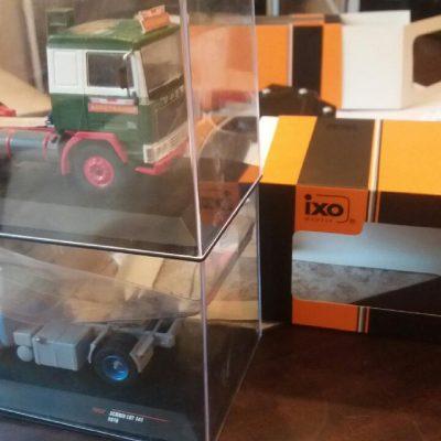 Nya IXO lastbilsmodeller i skalan 1,43